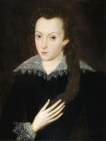 John de Critz - Portrait of Henry Wriothesley