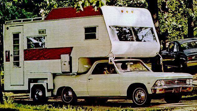 Chevrolet El Camino Shell
