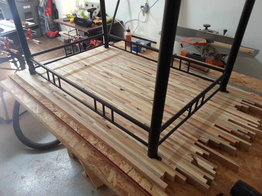 Pallet dining table - Pallet Dining Table 22