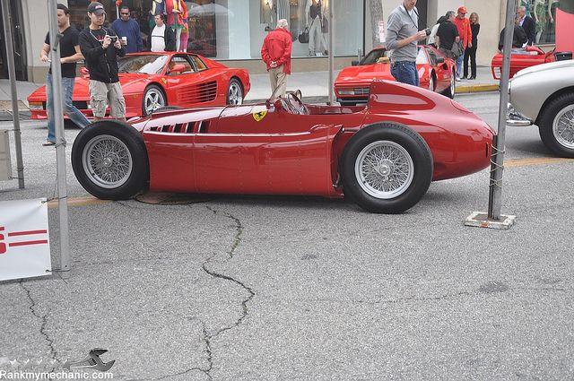 DSC Ferrari Car Ferrari And Cars - Pasadena car show