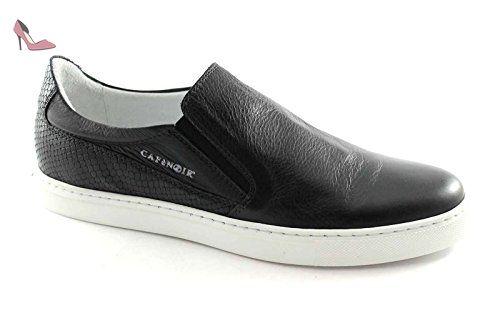 CAF NOIR QS601 sable homme mi chaussures en daim bottes de randonnée 44 H4Iv5VIHw