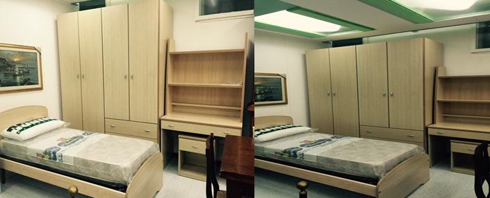 Super Offerta cameretta €1000: letto, rete, materasso,comodino ...
