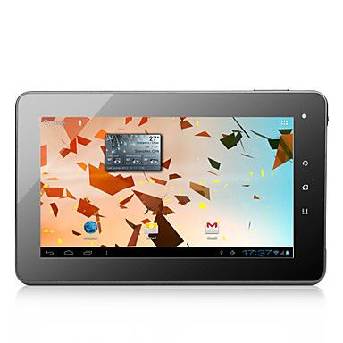 YeahPad Android 4.0 Tablet with 7 inch Capacitive Tou is
