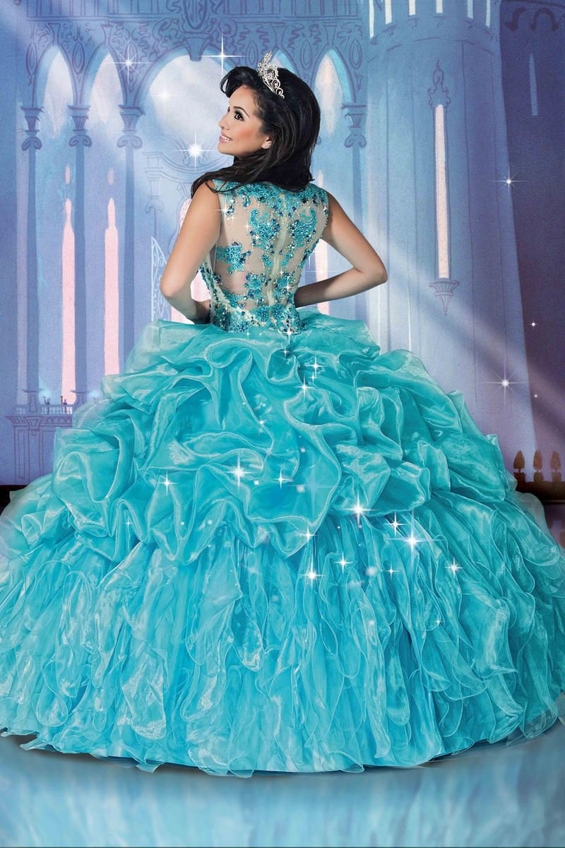 Disney Royal Ball 41082 Disney Royal Ball Dresses By Russo   15 años ...