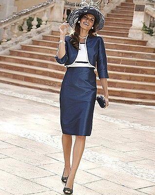 46c7a5ed8da Knee Length Free Jacket Bolero Mother of the Bride Dress Outfit Wedding  Dresses
