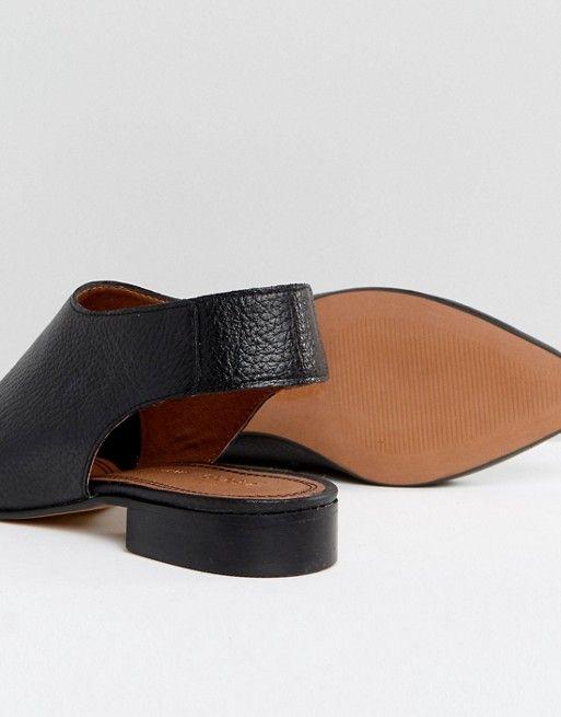 Zapatos de cuero MATLOCK de ASOS kTRF5E3YO