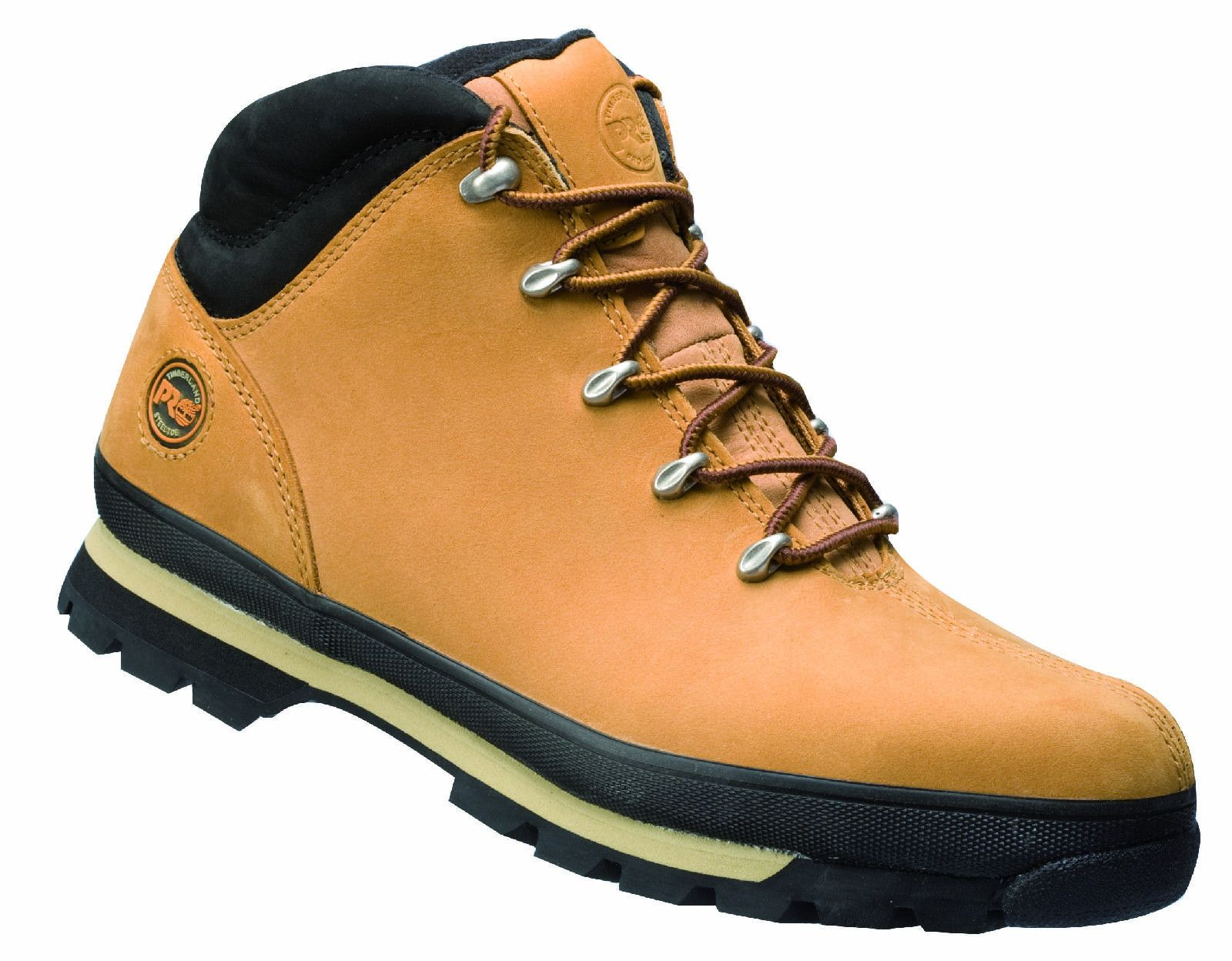 Timberland Pro Splitrock S3 Rating Steel Toe Work Safety