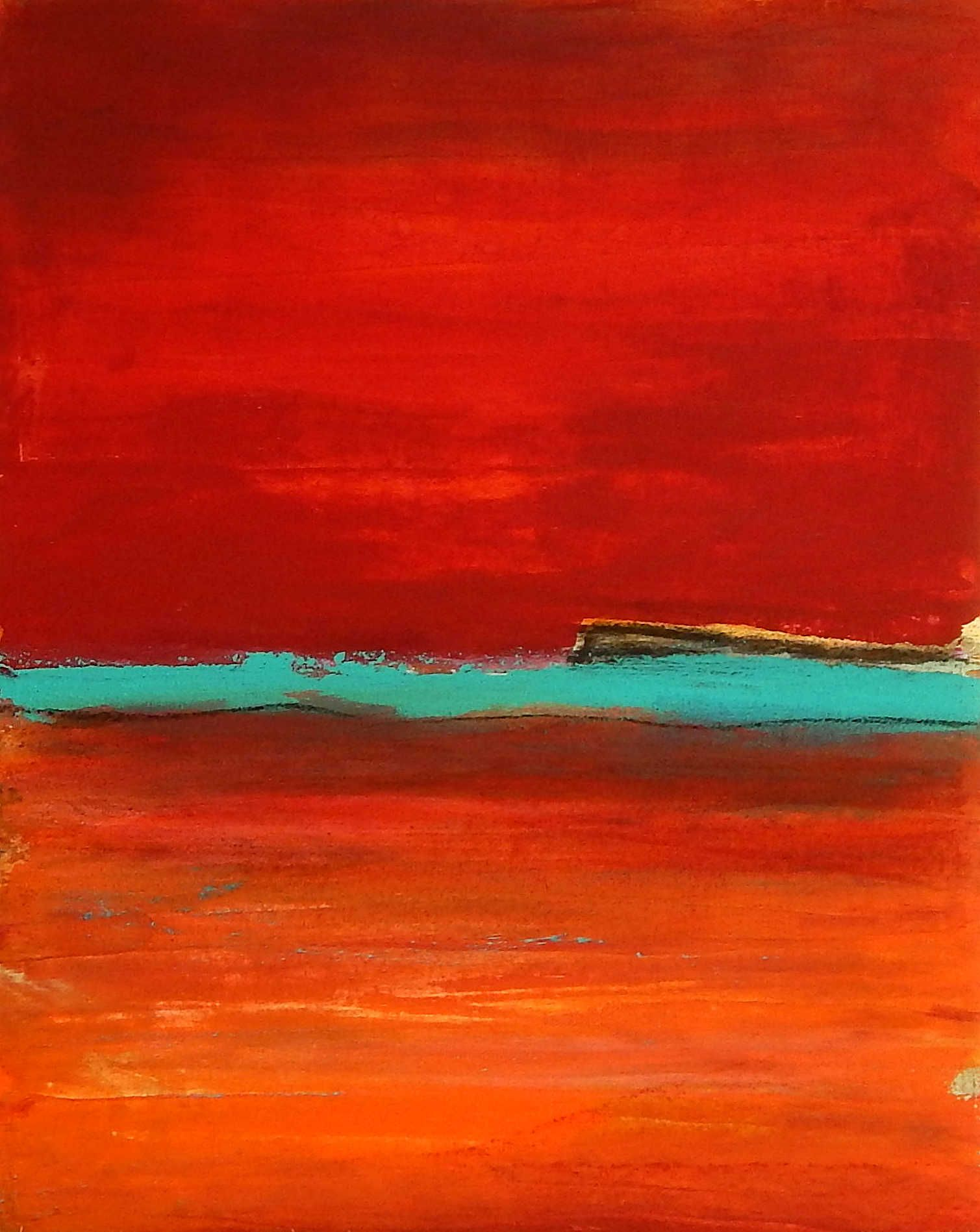 Abstraktes bild orange kunst der malerei malerei abstrakte malerei und malerei kunst - Abstrakte bilder leinwand ...