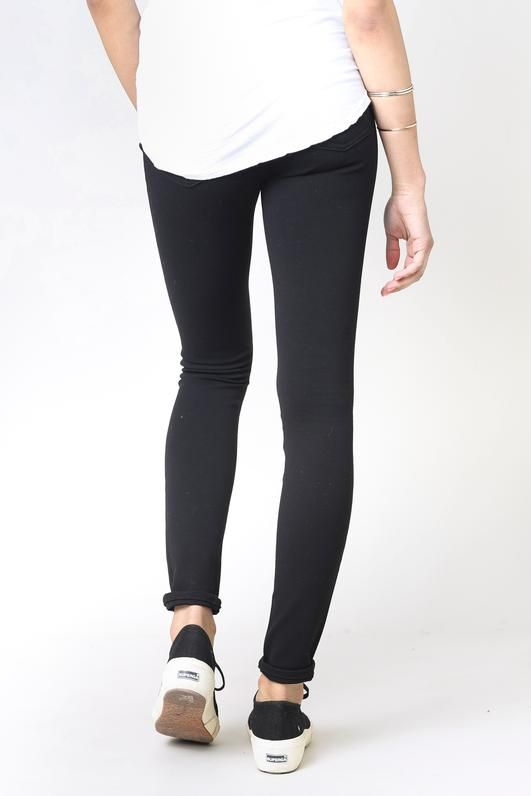 The HW Ponte Skinny by 7 FOR ALL MANKIND - EVEREVE