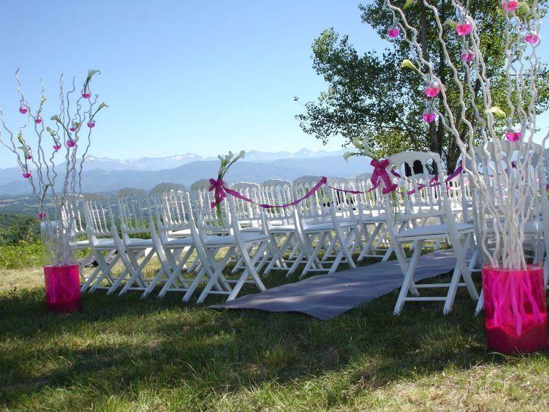 decoration ceremonie la que decoration ceremonie exterieur allee nuptiale decoration tonnelle. Black Bedroom Furniture Sets. Home Design Ideas
