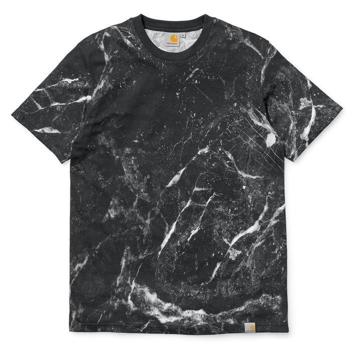 carhartt wip marble t-shirt