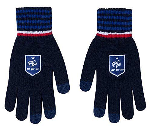 03e7738f615 Equipe de FRANCE de football Gants FFF - Collection Officielle Taille Homme