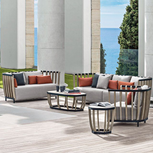 20 canapés de jardin pour un coin outdoor confortable   Décoration ...