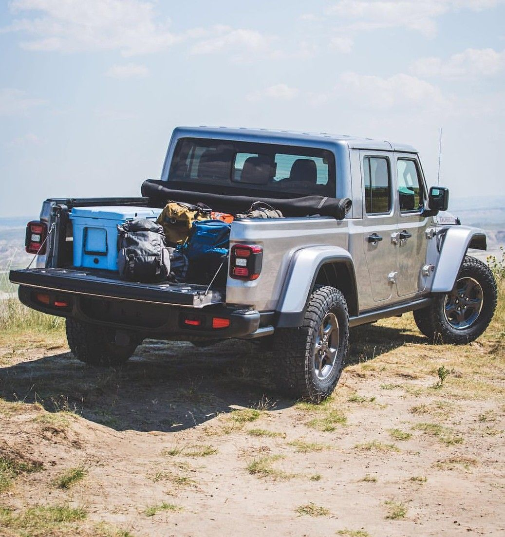 Pin By 75built On Overland Gladiator Jeep Truck Jeep Gladiator
