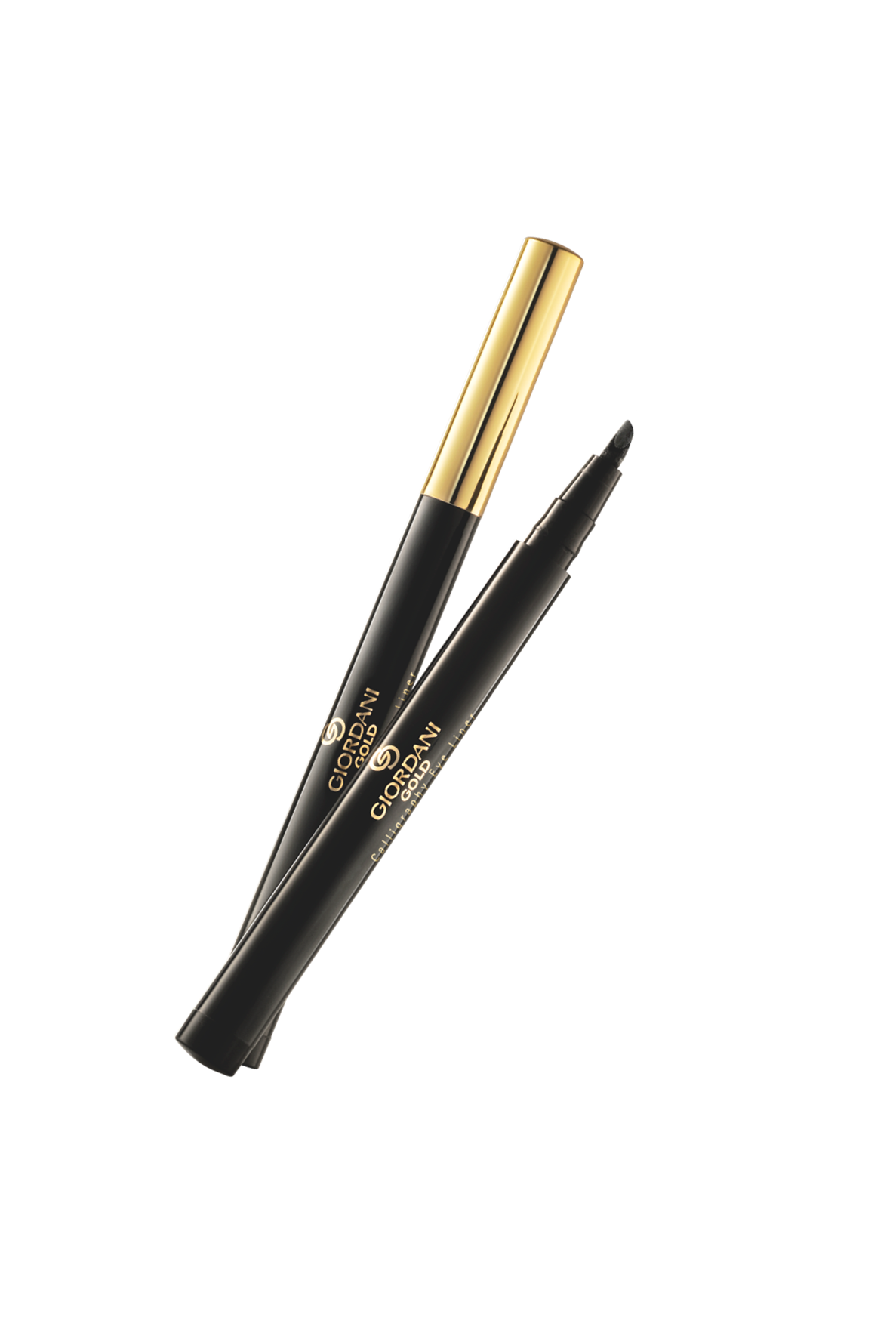 Giordani Gold Calligraphy Eye Liner With Lash Vital Complex All Secret Concealer Light