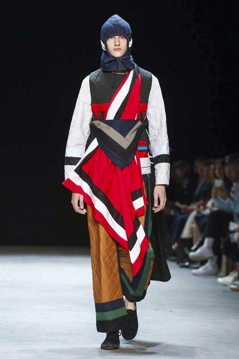 Craig Green Menswear Spring Summer 2017 London