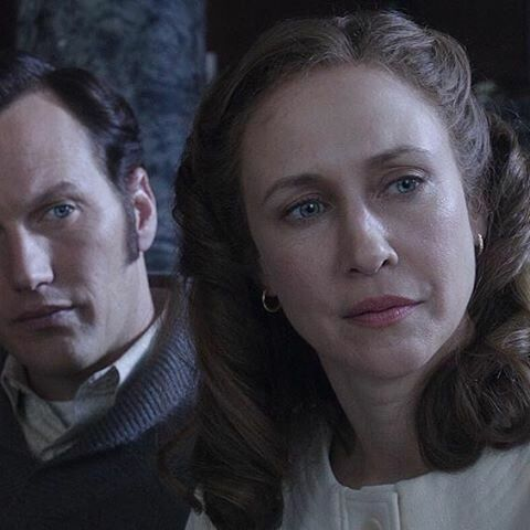 Pin By Ana Maria Sechesan On Ed And Lorraine The Conjuring Vera Farmiga The Conjuring Annabelle