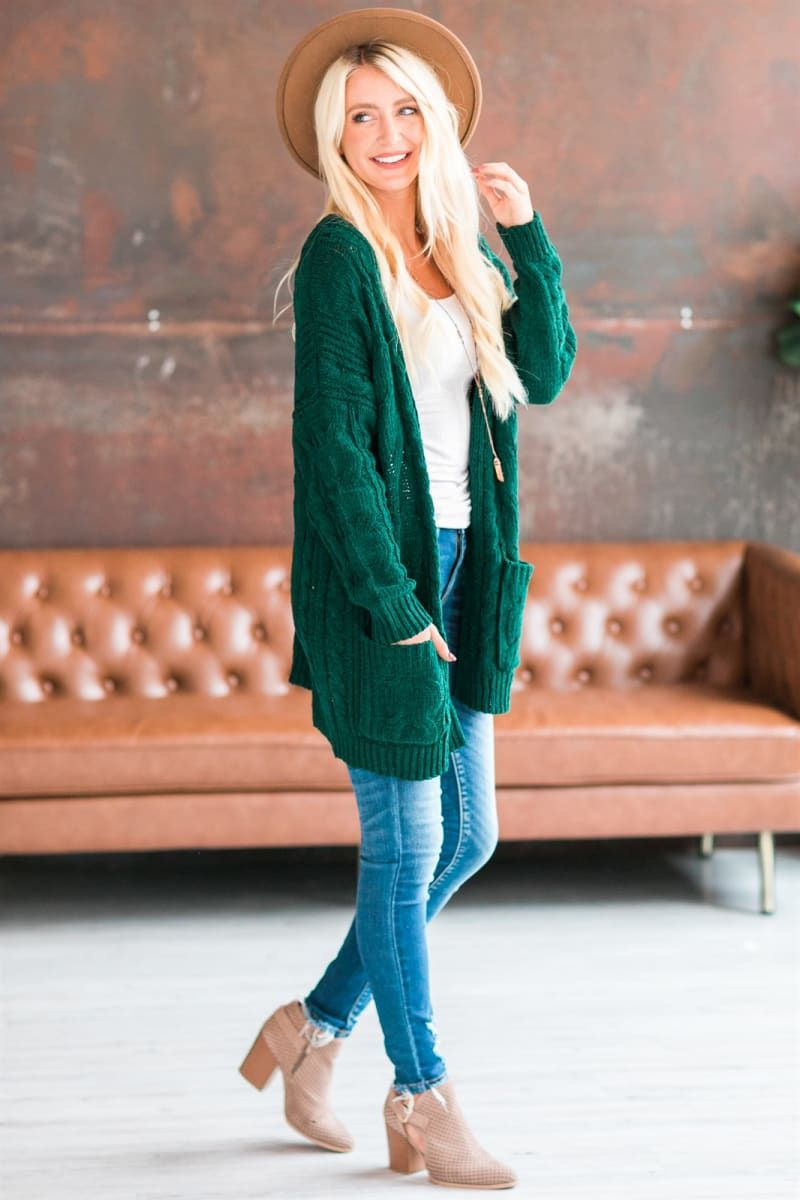Rylie Cable Knit Cardigan | Cable knit cardigan, Knit ...