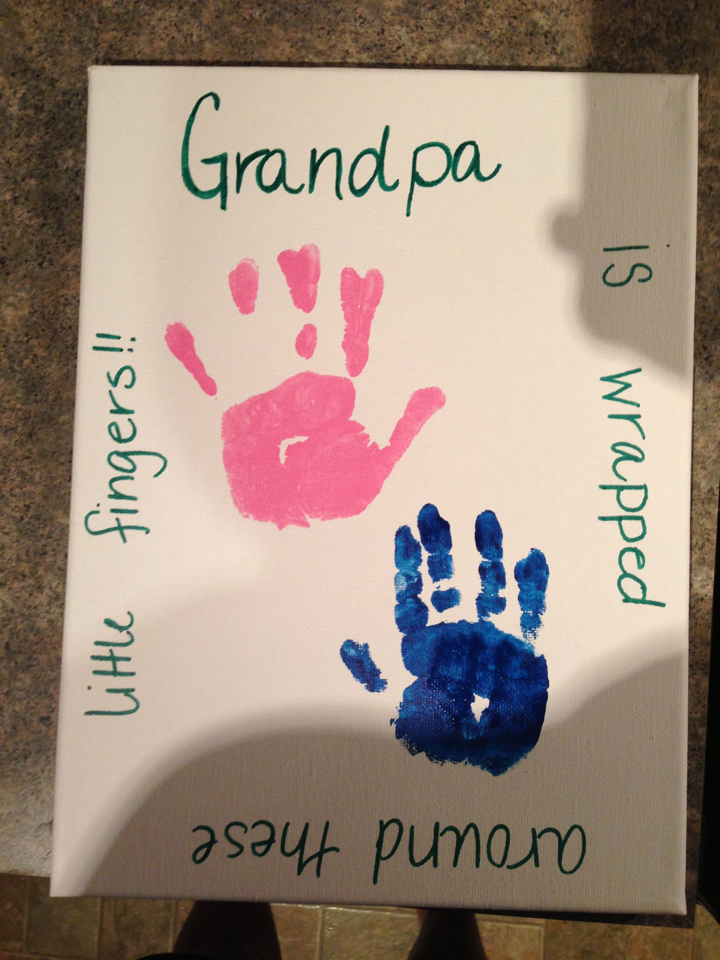 Grandpas fathers day gift stuff weve made pinterest gift grandpas fathers day handmade it yourself gifts handmade gifts gifts gifts solutioingenieria Image collections