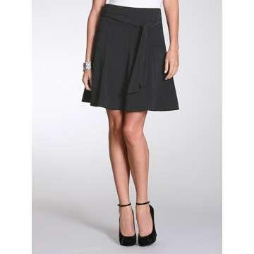Black A Line Skirt   Imagen Profesional   Pinterest   Линия, Юбки ...
