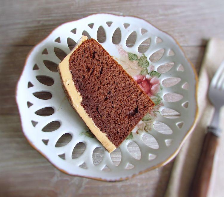 Chocolate cake with coffee cream recipe chocolate cake