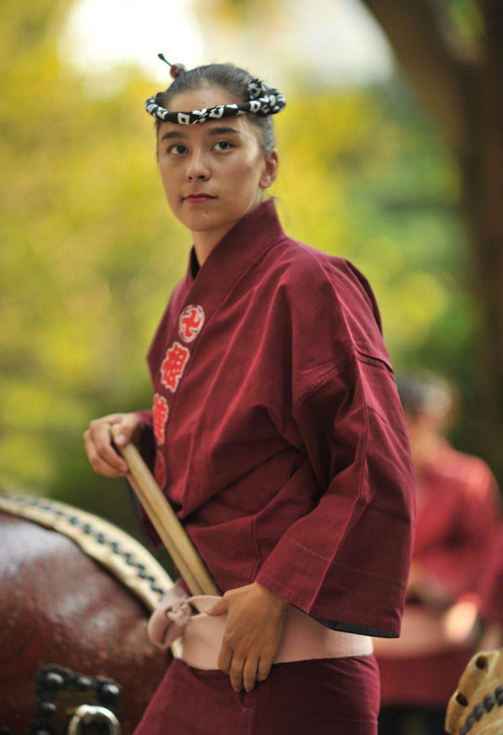 Tokyobling's Blog Nezu Shrine – TaikoDrummers