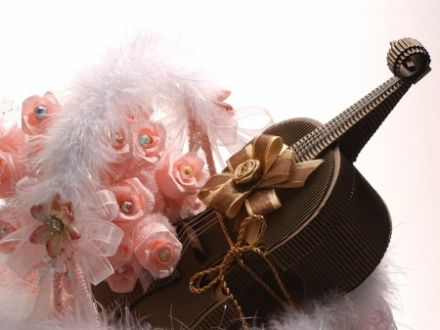 Happy Valentine s Day - Valentine, Love, Gift, Soft, Song, Rose, Rose Pink, Happy, Music, Guitar