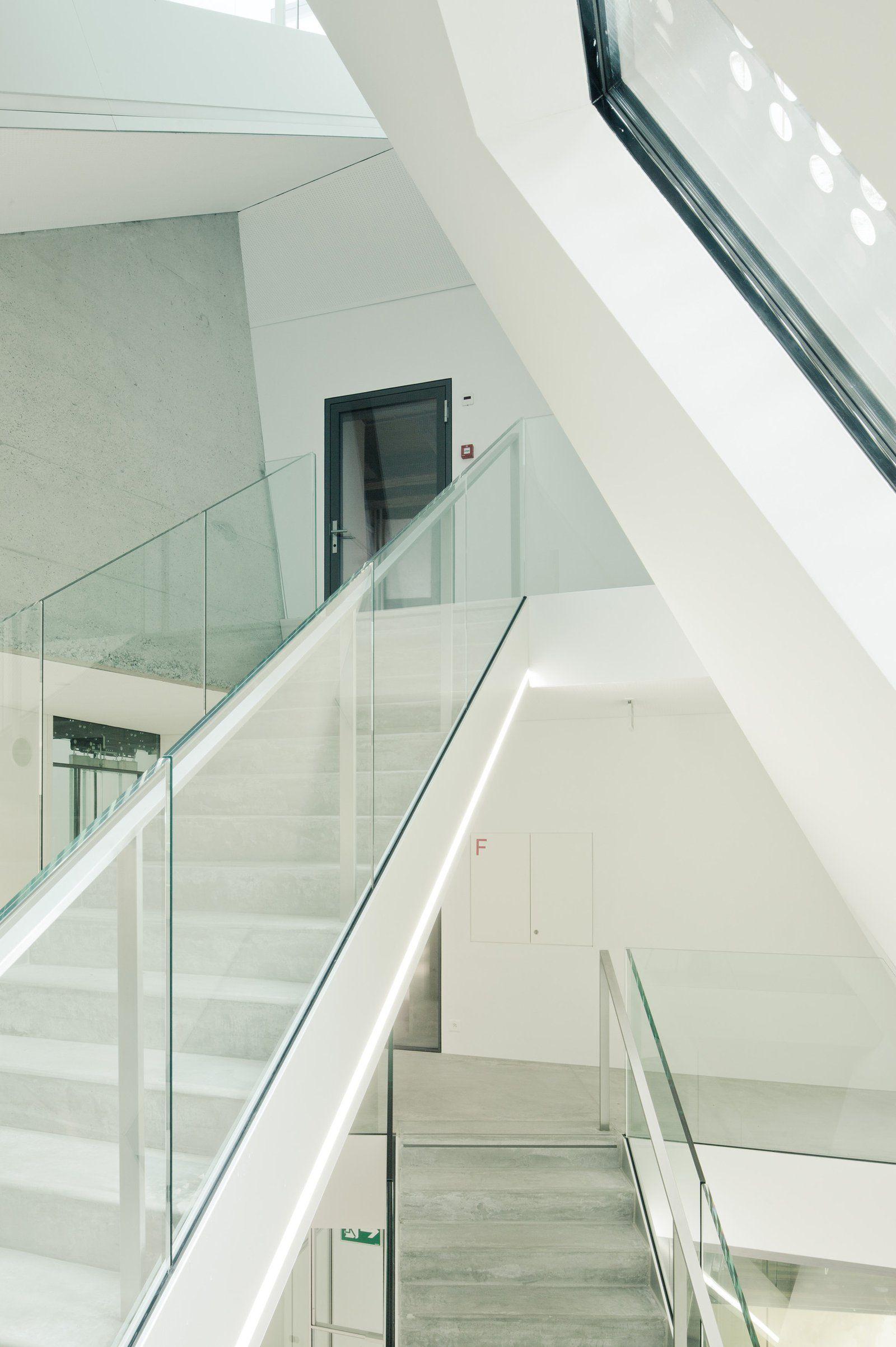 Mlzd Janus Sanierung Stadtmuseum Treppen | Architektur | Pinterest