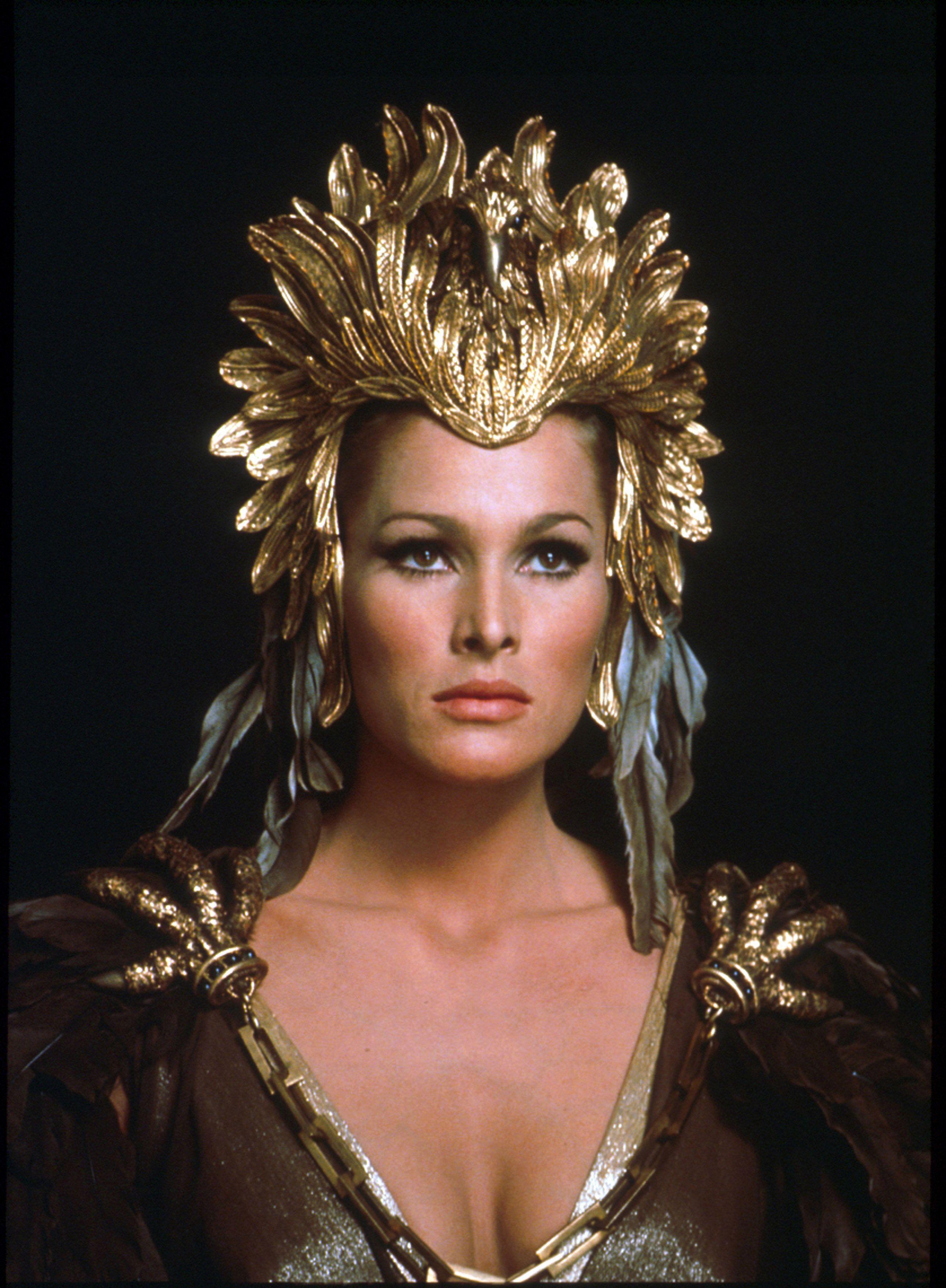 She (MGM, 1965). Screen Capture | Ursula andress, Ursula, Robert day