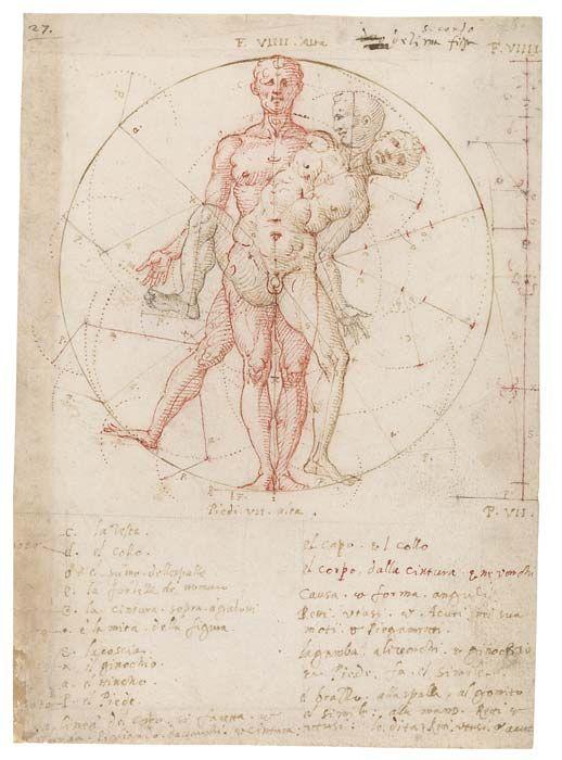 Leonardo Da Vinci And The Codex Huygens Fol 27 The Morgan