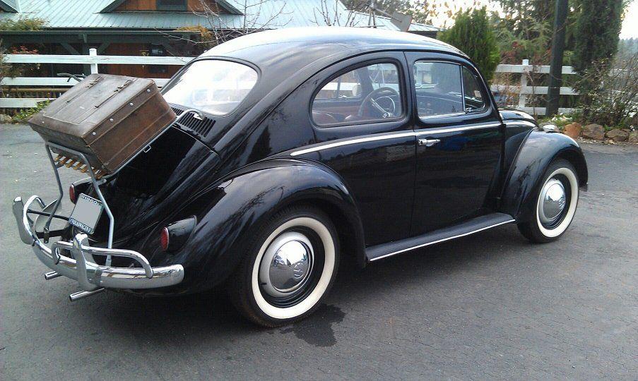 1960 Volkswagen Beetle 2 Door Coupe Side Profile 174518 Volkswagen New Beetle Volkswagen Beetle Vw Beetle Classic