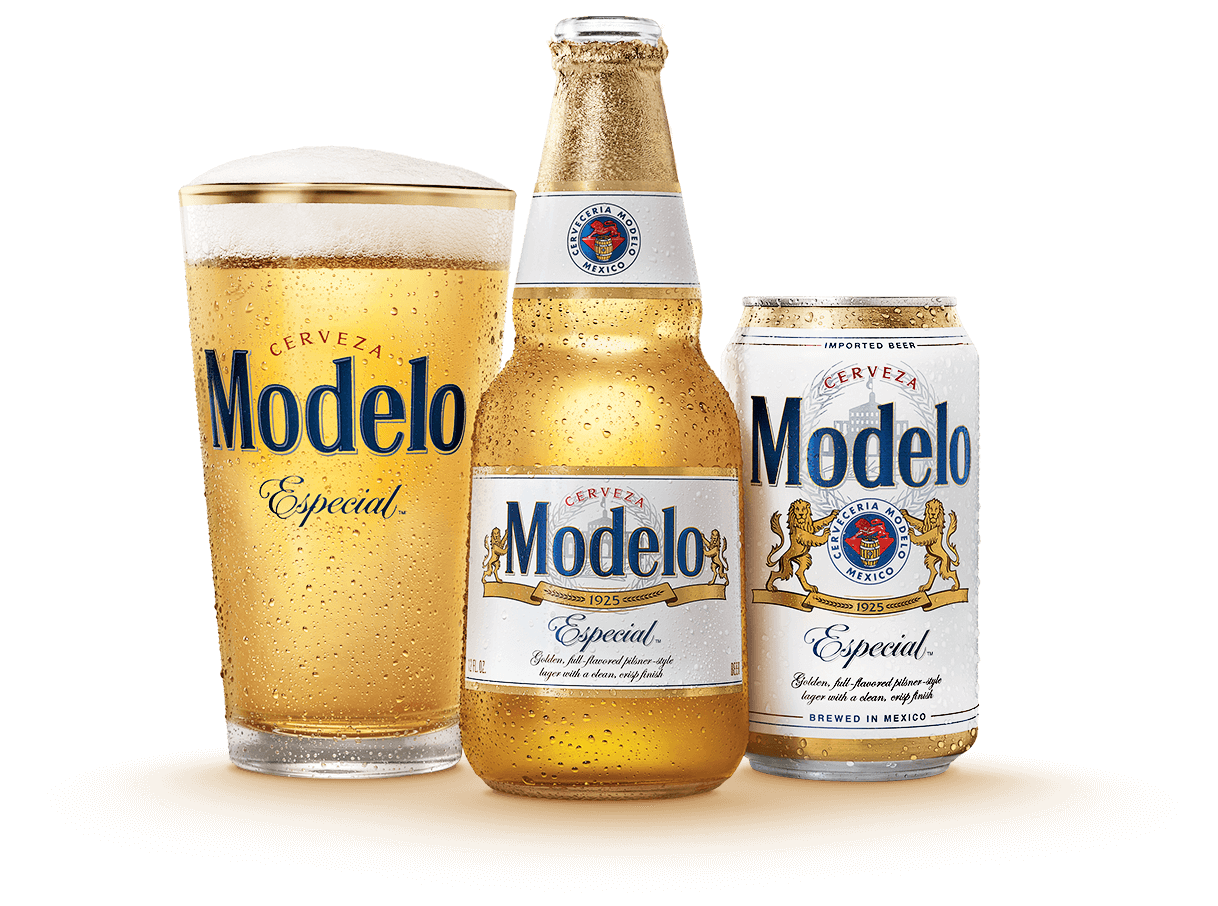 Modelo Especial Well Balanced Taste And Light Hop Character With A Crisp Clean Finish Modelo Especial Is Modelo Beer Modelo Beer Cake Birthday Cake Toppers