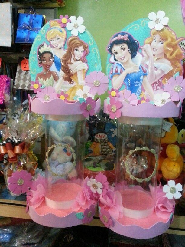 Centros Mesa Princesas Bebes