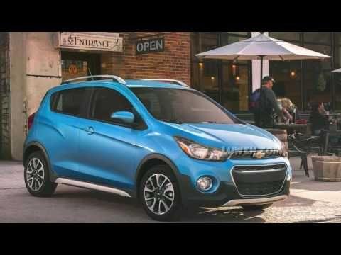 2017 Chevrolet Spark Activ Interior Exterior Specs Review
