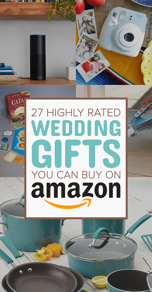 Where Can You Register For Wedding Gifts: 27 Of The Best Wedding Gifts You Can Get On Amazon