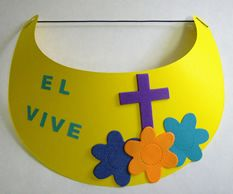 Sencillas Manualidades Para Semana Santa Semana Santa Pinterest