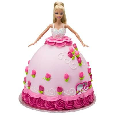 As Event Planning Barbie Cakebarbie