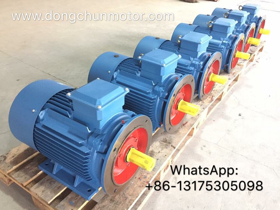 Dongchun 3 phase electric motor, 30kw-4 1470rpm, 1750rpm, 180 degree ...