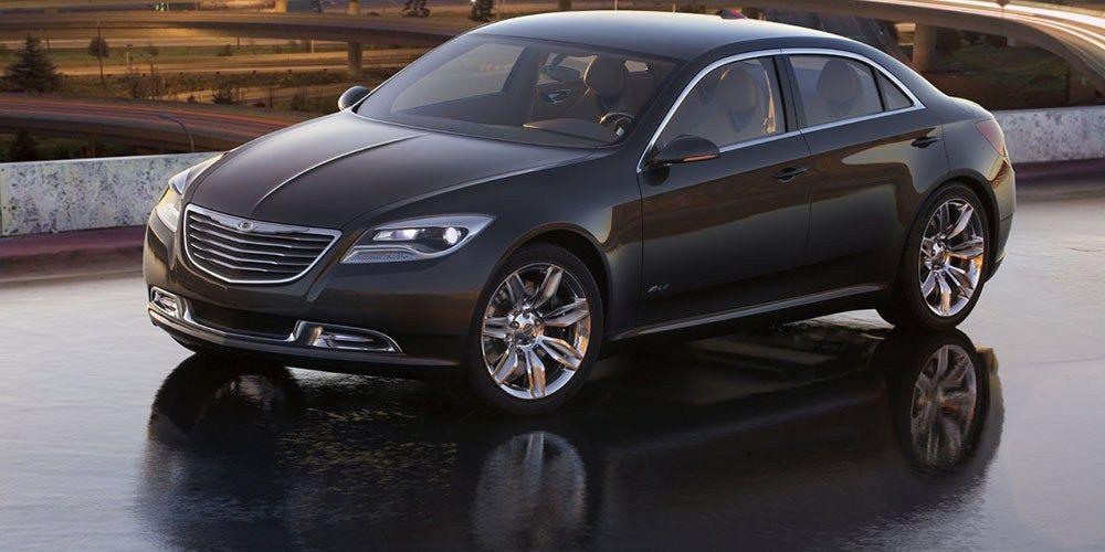 Chrysler 300 Redesign 2018 Release Date Engine Price Chrysler