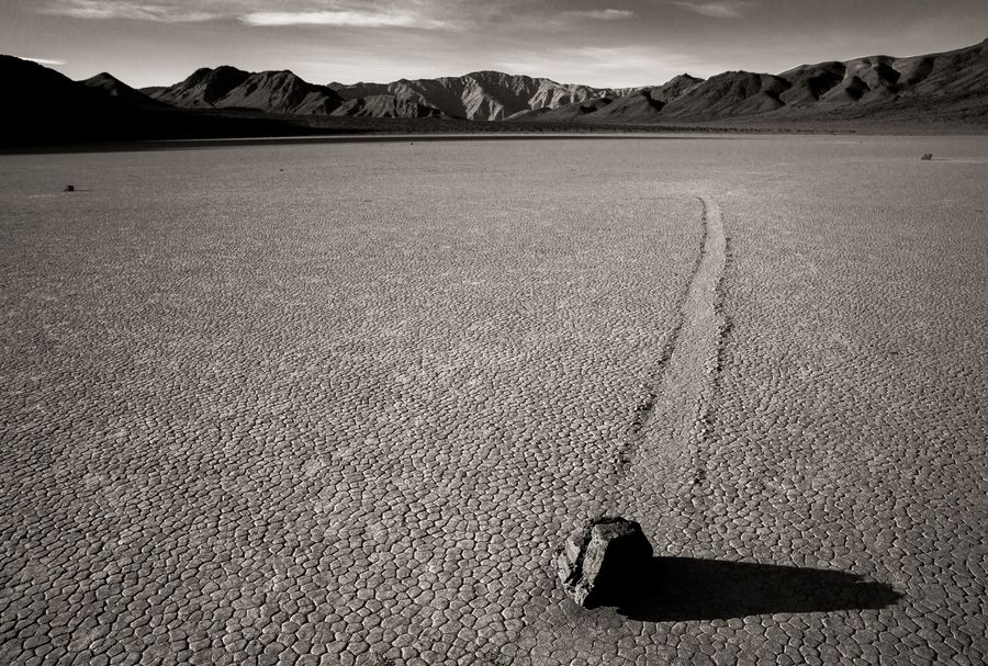The Racetrack--Death Valley, California