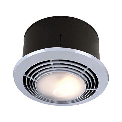 Ceiling Fans Decoration Nutone 9093wh Deluxe Heataventlite Heater With Ventilator And Incandescent Ceili Bathroom Heat Lamp Exhaust Fan Light Bathroom Heater