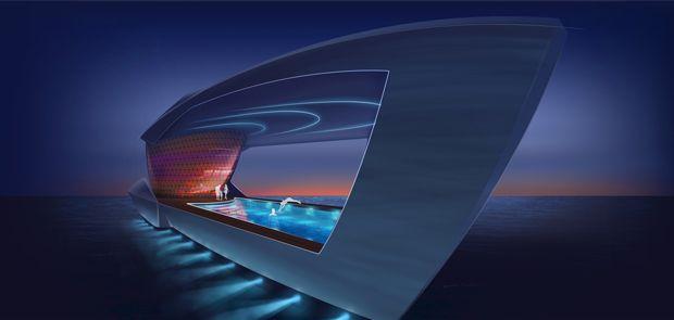 ¿Cómo serán los #yates en el futuro? Todavía no hay nada dicho; sin embargo, Sea Level Yacht Design & Engineering nos presenta su visión de lo que viene.