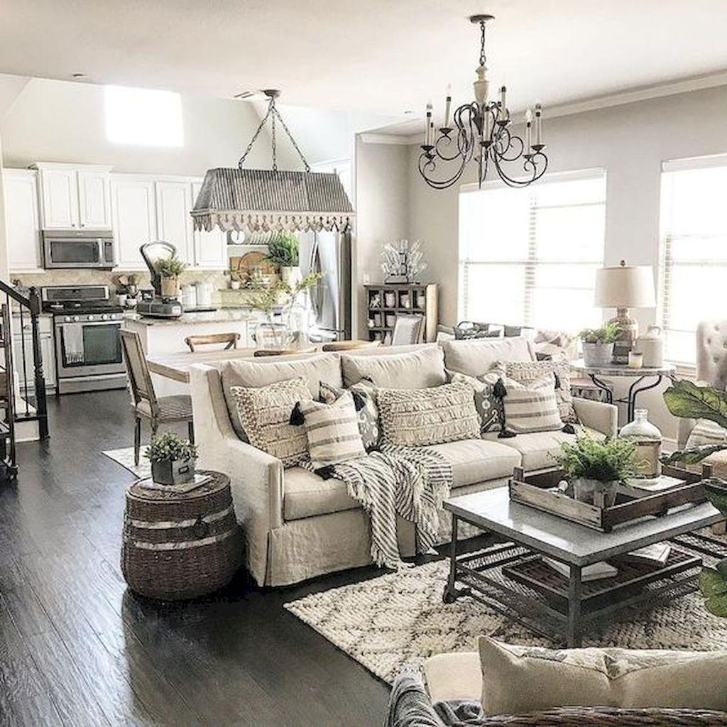 30 Comfy Farmhouse Living Room Decor Ideas In 2020 Farmhouse Decor Living Room Farmhouse Style Living Room Farm House Living Room #old #farmhouse #living #room