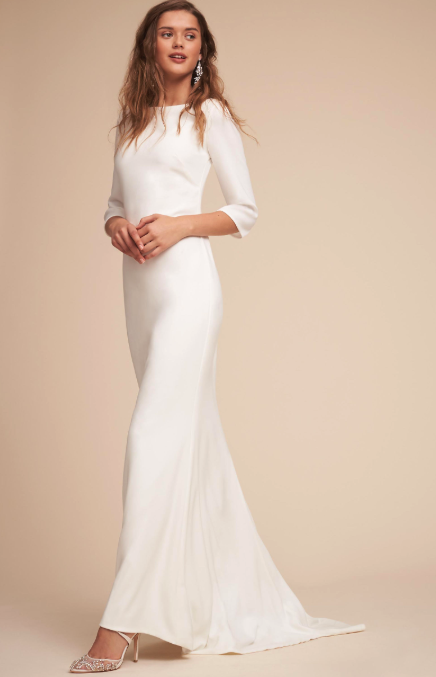 8969d1e5f 23 Incredibly Gorgeous Wedding Dresses With Sleeves in 2019 | urban ...