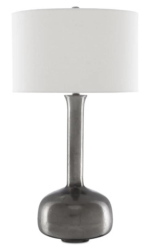 Tipsy Table Lamp In 2020 Lamp Table Lamp Grey Lamp
