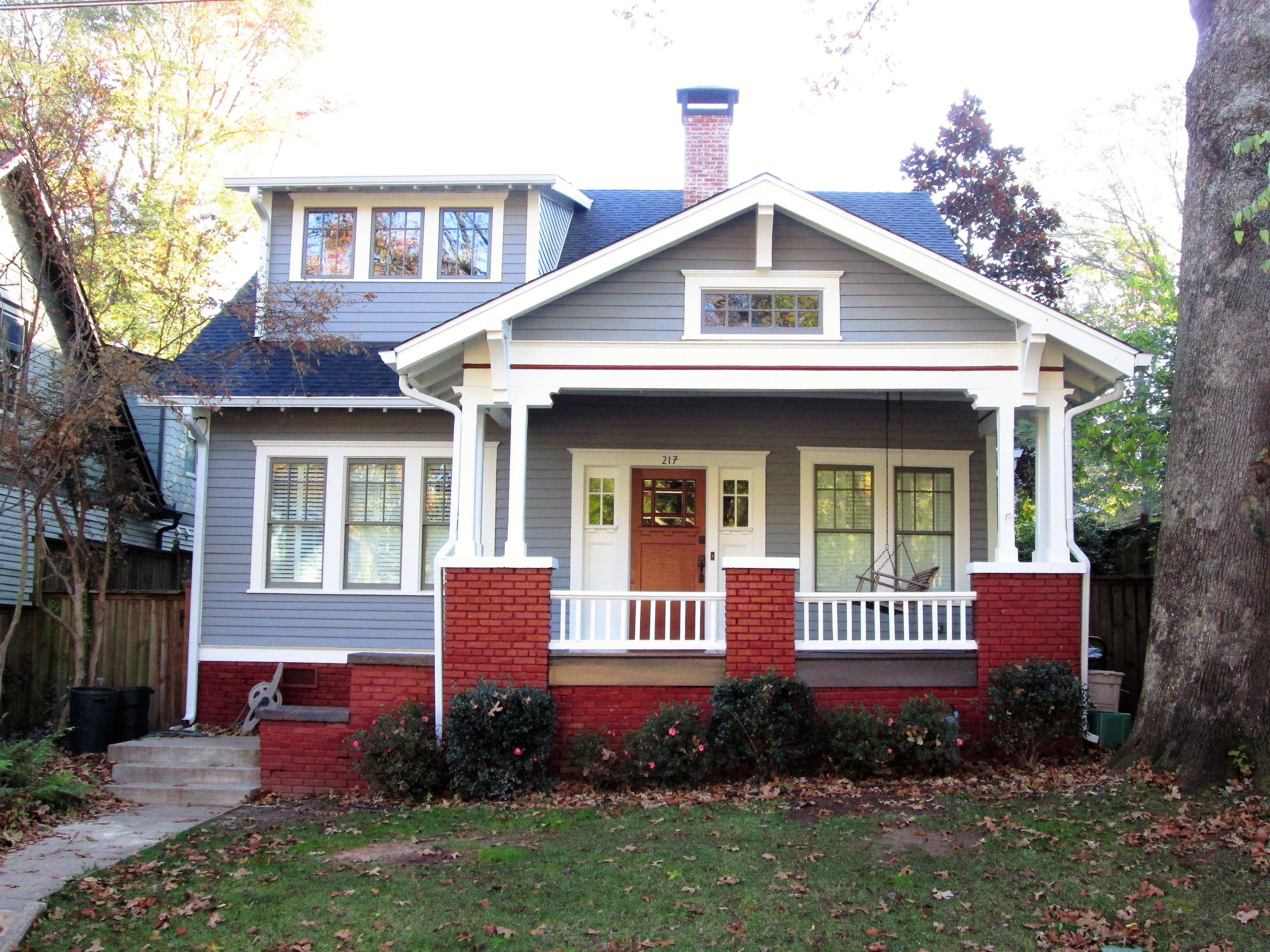 2nd floor addition by Atlanta General Contractor Penn