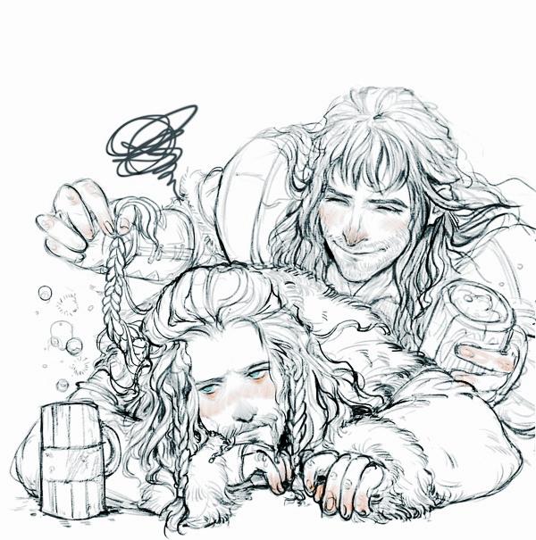 Lovesick Fili | Wayfarers: another fanfic | Pinterest | Tolkien