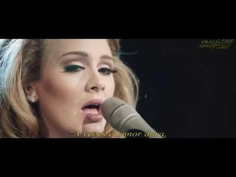 Adele I Can T Make You Love Me Make You Feel My Love Adele