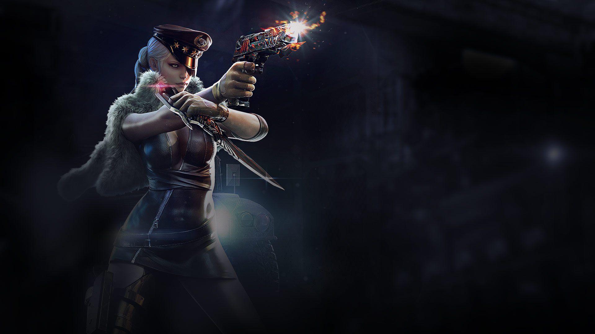 Video Game Crossfire Wallpaper Crossfire