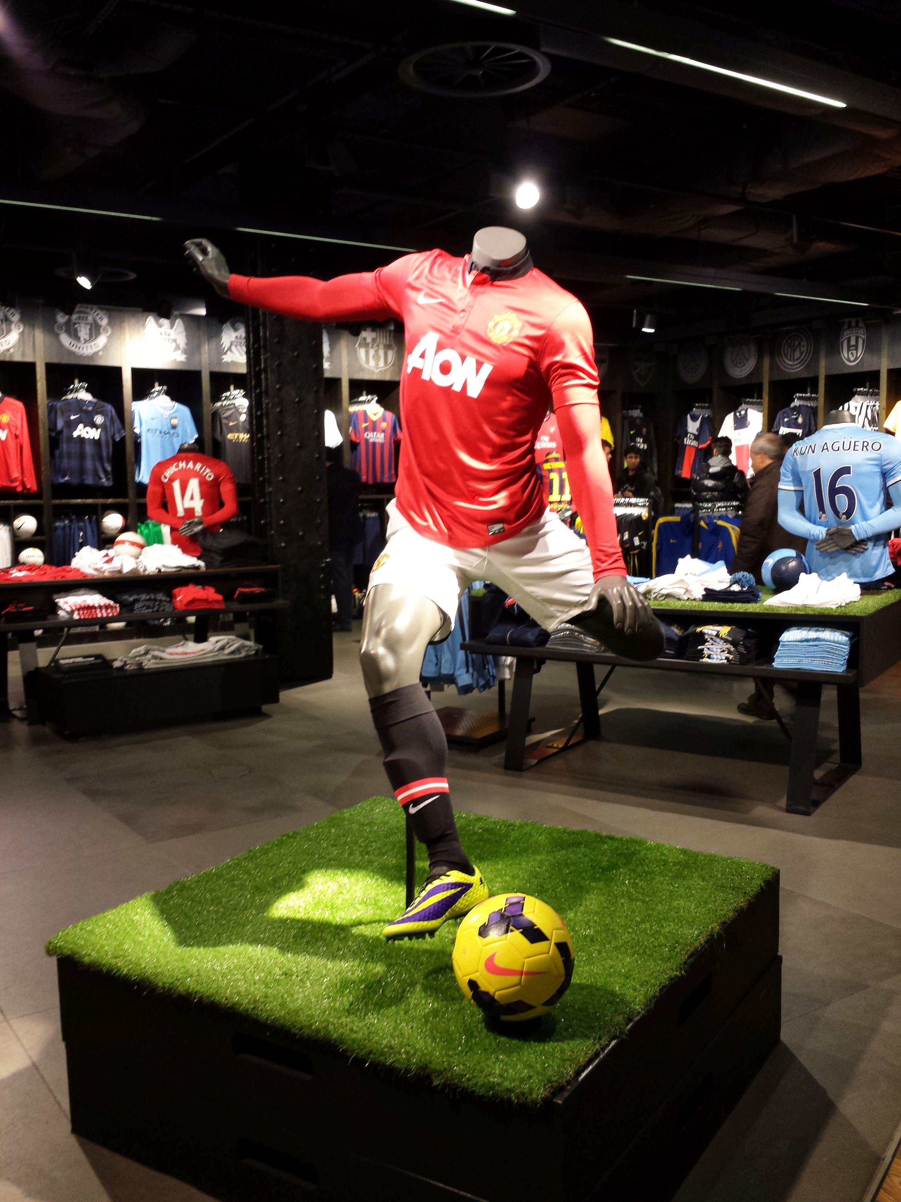nike football store melbourne